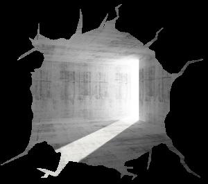 Beton Hintergrund mann diamanttechnik Bochum