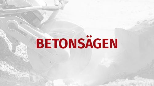 Teaser Betonsägen mann diamanttechnik Bochum